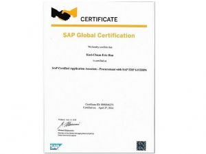 SAP Certified Application Associate-Production-Planning&Manufacturing with SAP ERP 6.0 EHP5